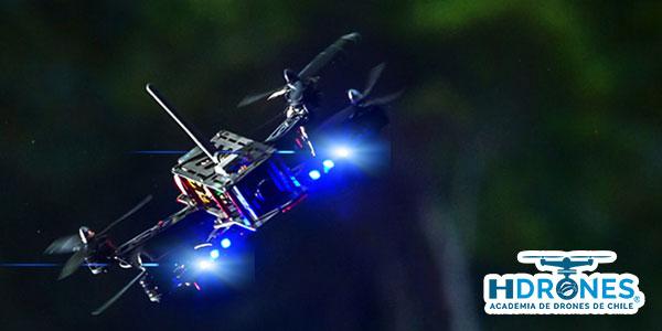 ¿Qué necesito para competir en carrera de drones?