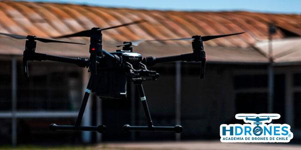 Dónde usar dron en Santiago