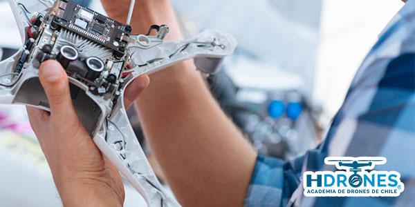 ¿Cómo limpiar y hacer mantenimiento dron correctamente?