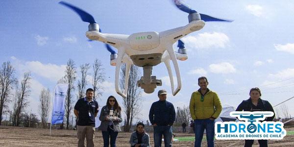¿Qué permisos se necesitan para pilotar drones en Chile?