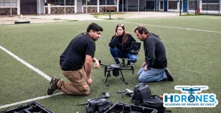 Curso Manejo Drones: ¿Cómo sirve para convertirse en piloto de drones para deportes?