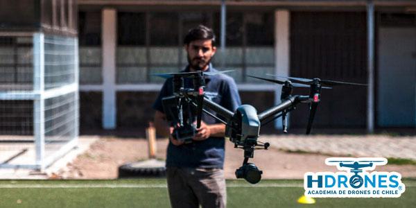 Evolución y crecimiento en el trabajo de piloto de drones en los últimos 10 años