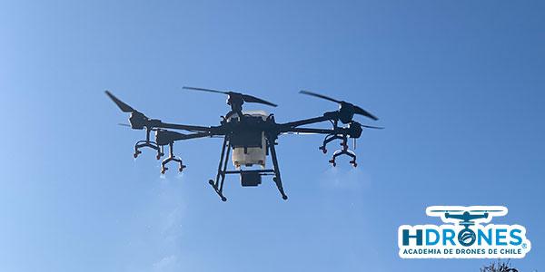 Laagricultura de precisión con dron