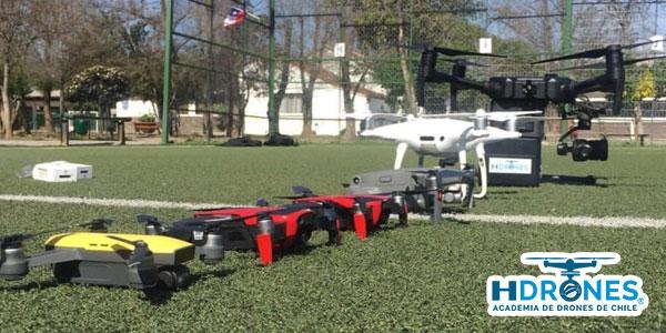 ¿Cuáles son los mejores modelos para iniciar un curso pilotaje de drones?