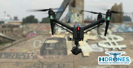 La actualidad de los drones de seguridad en Chile