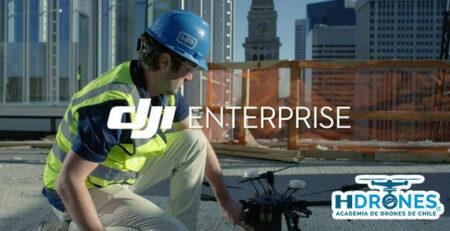DJI destaca los beneficios de los drones en la industria logística