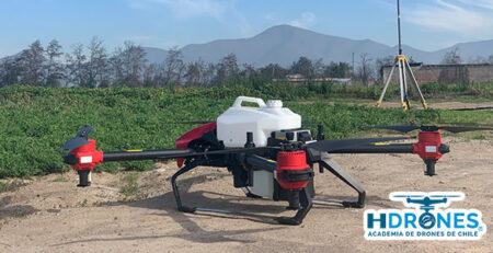 Agricultura de Precisión con Drones