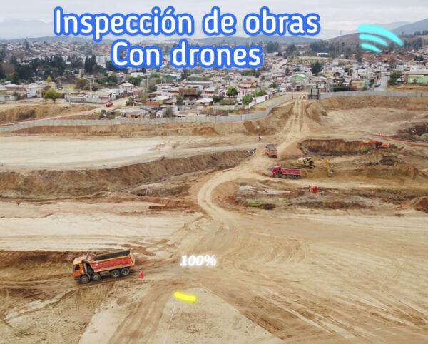curso de avance de obra con drones